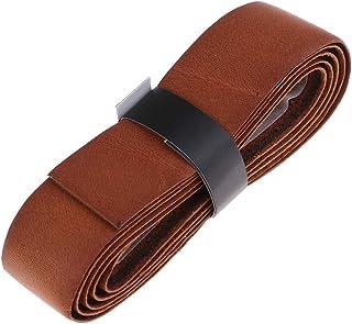 Tennis Griffband Leder Overgrip Schlägergriff Griffbänder 135 × 2,5 × 0,1 cm