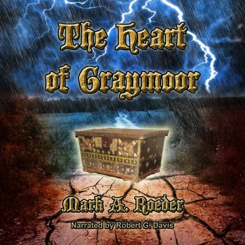 The Heart of Graymoor audiobook cover art