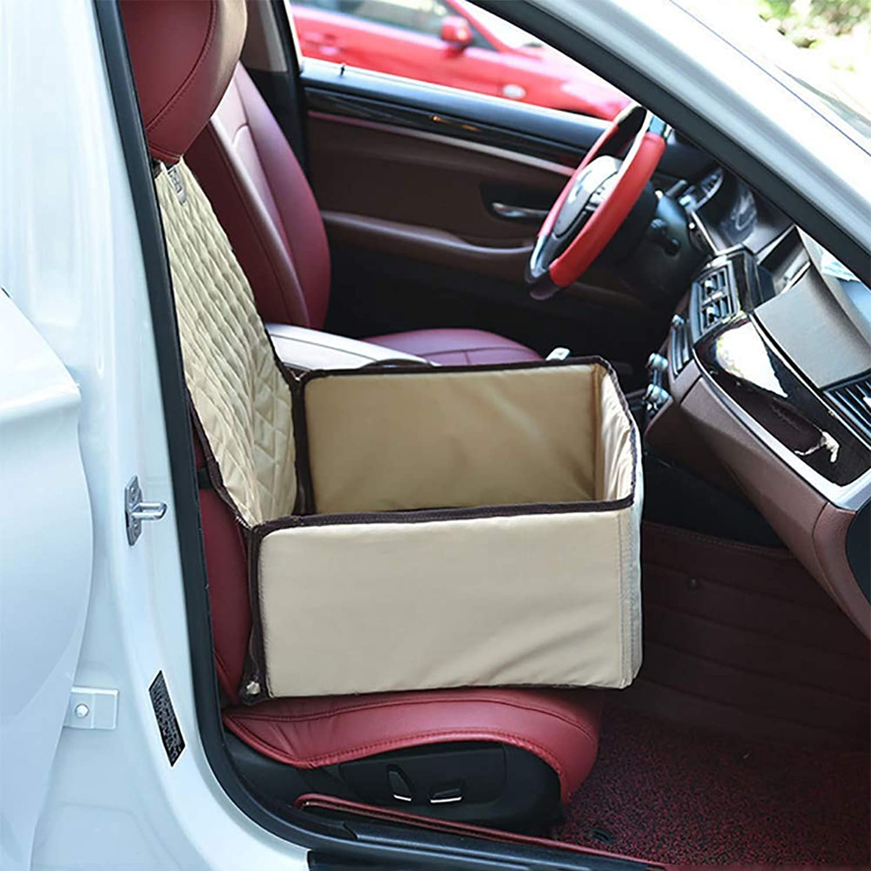 RUXI Dog Car Seat Cushion /Dog Cushion /Car Pad impermeabile Pad /Front Row CoPilot Pet Pad
