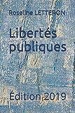 Libertés publiques - Édition 2019