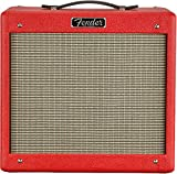 Fender LTD Edition Pro Junior IV Brit Fiesta Red 15w Valve Guitar Amp