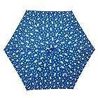 【タイムセール】小川(Ogawa)  ソーシャルディスタンス 折りたたみ傘 晴雨兼用日傘 手 開き 50cm ムーミンが激安特価!