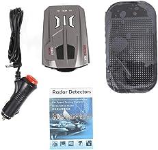 $25 » V9 12V Car Radar Detector English Russian Digital Display Auto Speed Voice Alert Warning Speed Control X K Ka Band Anti Sl...