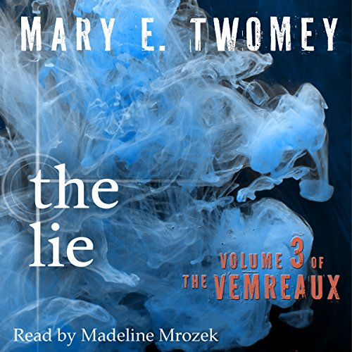 The Lie  By  cover art