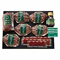 ローストビーフの店鎌倉山 ローストビーフ & ハンバーグ セット(OK-10)