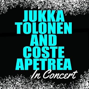 Jukka Tolonen and Coste Apetrea in Concert