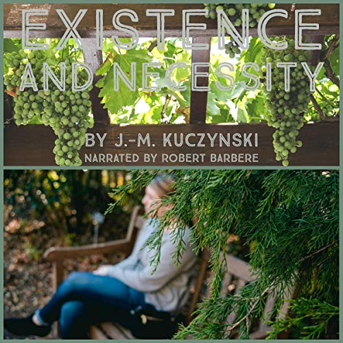 Existence and Necessity audiobook cover art