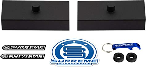 Supreme Suspensions - Rear Leveling Kit for 2005-2019 Nissan Frontier 1