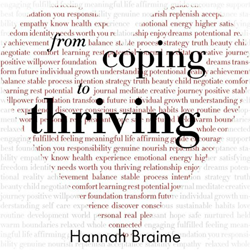 From Coping to Thriving audiobook cover art