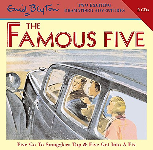 Five Go To Smugglers Top & Five Get Into A Fix: AND Five Get into a Fix (Famous Five)