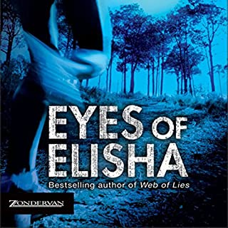 Eyes of Elisha audiobook cover art