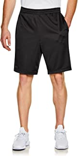ATHLIO 1, 2 or 3 Pack Men's Active Basketball Shorts, Gym Workout Running Shorts, Quick Dry Mesh Athletic Shorts with Pockets