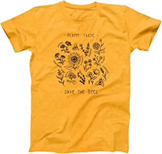 Wholesome Culture Plant These, Save The Bees - Tee