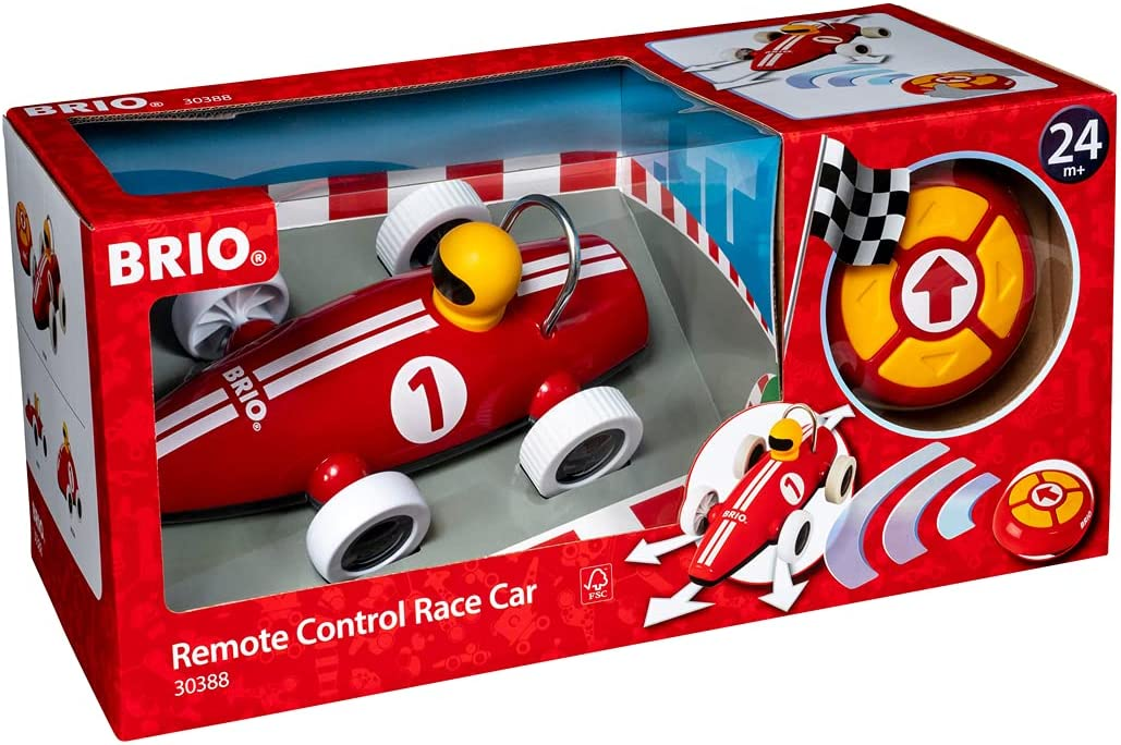 Brio 30388 R C Race Car Ra Battery Operated Be super welcome Ranking TOP8 Toy Control Remote