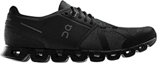 On Cloud Womens Black White Sneaker