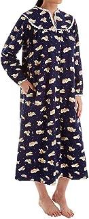 Best lanz of salzburg nantucket rose flannel nightgown Reviews