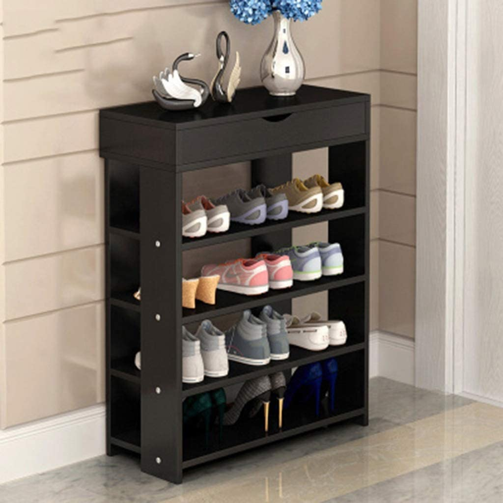 Yxsd Shoe Free shipping anywhere in the nation Rack Simple Multi-Layer Porc Ranking integrated 1st place Storage Cabinet Household