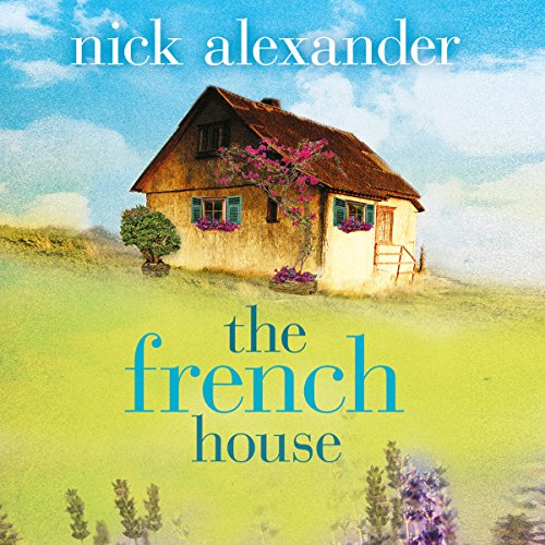The French House audiobook cover art