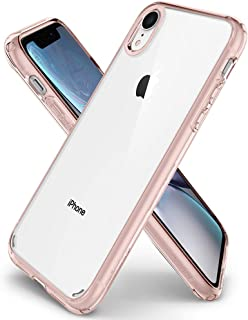 Spigen Ultra Hybrid Designed for Apple iPhone XR Case (2018) - Rose Crystal