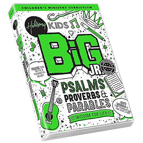 For Sale! Kids Big Psalms Proverbs & Parables Jr