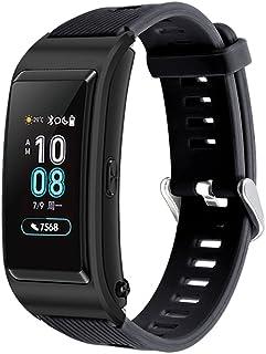 Hzjundasi 2 pares Silicona Almohadillas de Repuesto Par Huawei TalkBand B2 Bluetooth Smart Bracelet
