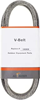 Antanker Replaces 180808 Craftsman Mower Belt 48