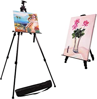 easel for painting display