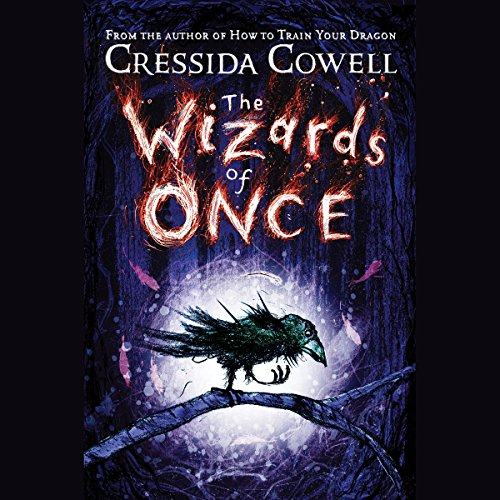 The Wizards of Once cover art