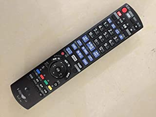 (修理交換用 )適用する Panasonic パナソニック DIGA DMR-BRW520 DMR-BRW1020 用 リモコン N2QAYB001086
