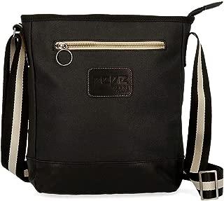 Pepe Jeans Strike 单肩包,27 厘米,3.73 升,黑色