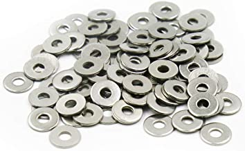 Steel Slotted Washer Black Oxide Finish 0.531 ID Made in US 1//4 Hole Size 0.375 Nominal Thickness 2.25 OD