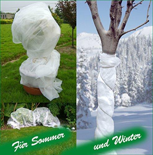 Gartenvlies Pflanzenschutzsack Wintervlies Kälteschutz