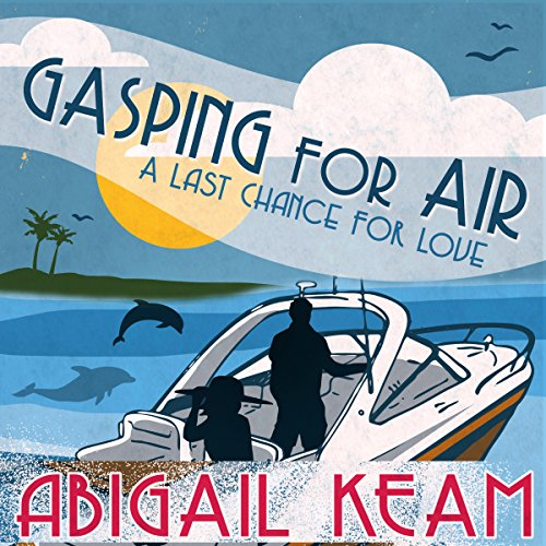 Gasping for Air audiobook cover art