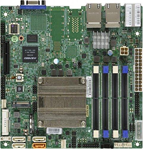 Supermicro A2SDI-LN4F Motherboard