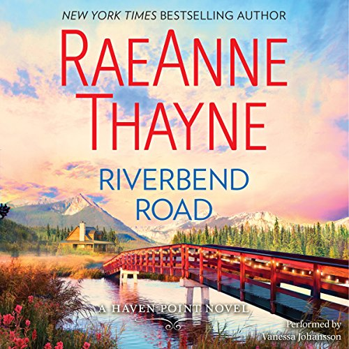 Riverbend Road audiobook cover art