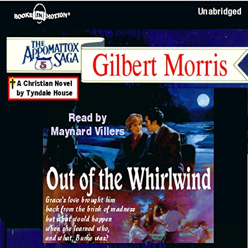 Out of the Whirlwind audiobook cover art