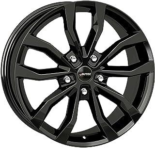 Uteca 4 complete winterwielen 8,5x19 ET 48 5x114,3 zwart met 235/55 R19 105V Nexen Winguard Sport 2 XL M+S 3PMSF