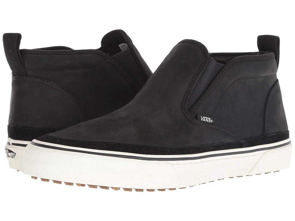 Vans Mid Slip SF MTE (Black/Marshmallow) Men