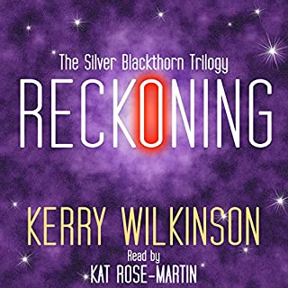 Reckoning cover art