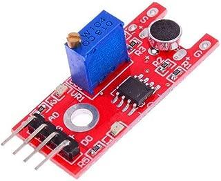 Wanzheronya Modulo Kit Modulo sensore Audio vocale Microfono 3pcs for Arduino Buona qualit/à