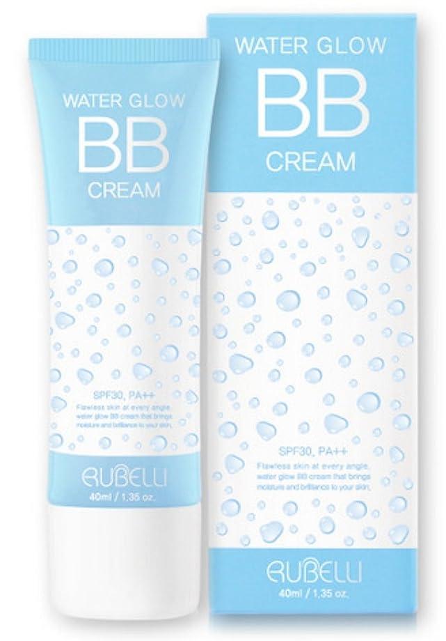 おいしい韓国語分離する[ルーバレー] Rubelli 水グローBBクリーム Water Glow BB Cream 40ml SPF30 PA++ [並行輸入品]