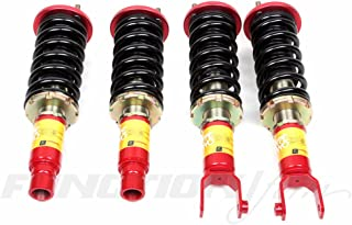 Function & Form Type 2 Coilovers 94-01 Integra 92-95 Civic (F2-DC2T2)