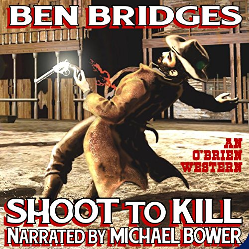 Shoot to Kill audiobook cover art