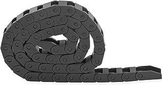 NATEE sleepketting nylon kabel kunststof kabel draaddrager voor 3D-printer CNC router machine - 10 x 10 mm, 1M