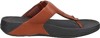 Fitflop Men's Trakk Ii Toe Thongs Open Sandals, (Black), 11.5 UK 46 EU