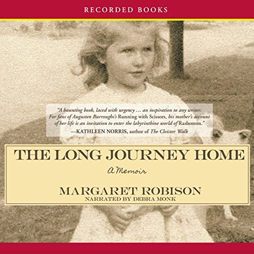 The Long Journey Home audiobook cover art