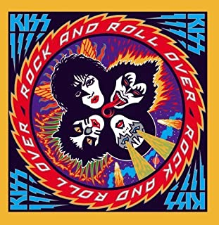 Rock & Roll Over by Kiss [Music CD]