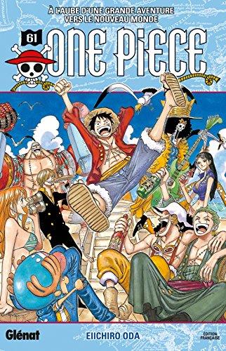 One Piece - Édition originale - Tome 61: A l'aube d'une grande aventure vers le nouveau monde