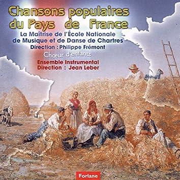 Chansons populaires du pays de France