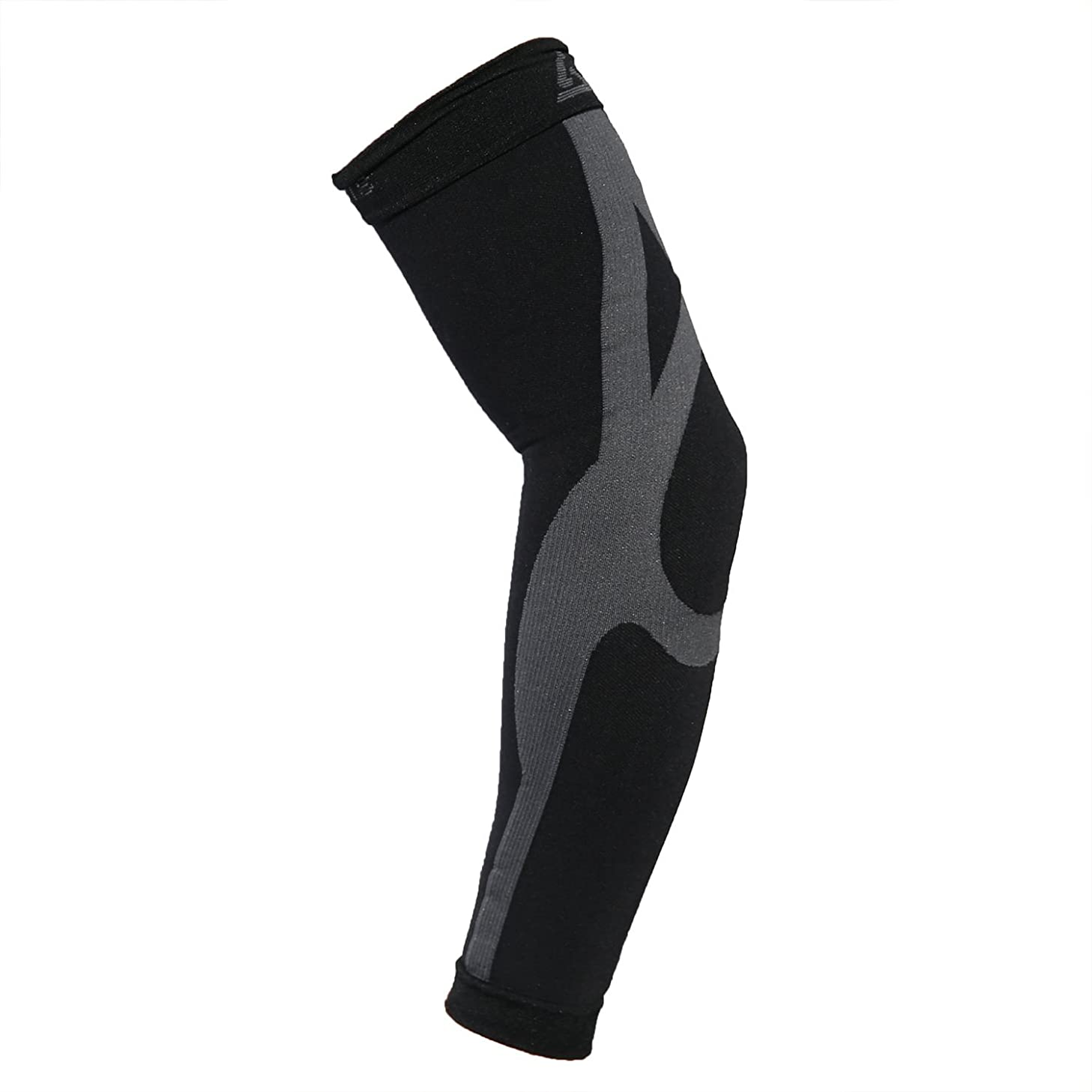 Arm Sleeves with Enhance Graduated Compression | 20-30mmHG | Improves and Maintains Blood Circulation | Relieves Pain & Supports Muscles and Joints | 1 or 2 Sleeves